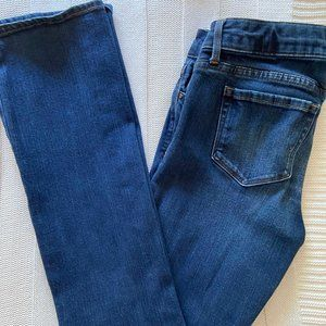 Treasure and Bond Mini Boot Fit Jeans 27